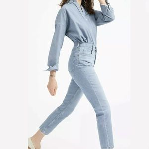 Everlane The Cheeky Straight Jeans